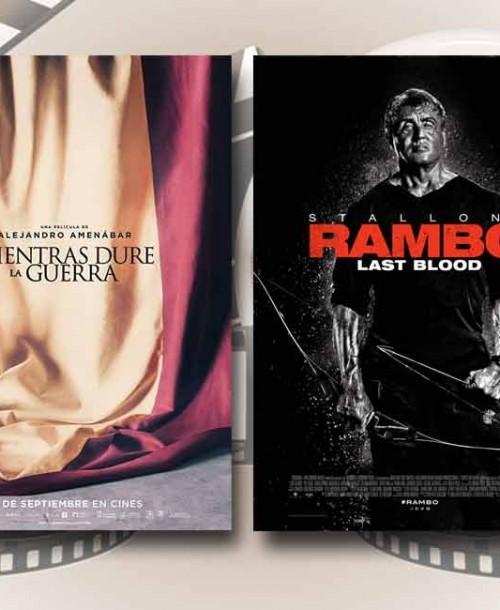 Estrenos de Cine de la Semana… 27 de Septiembre 2019