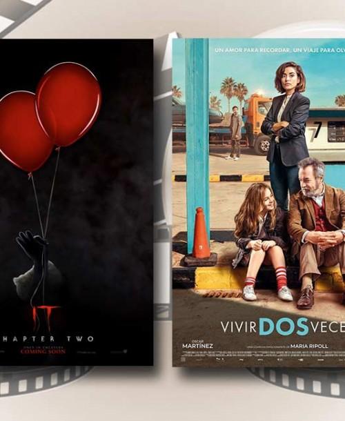 Estrenos de Cine de la Semana… 6 de Septiembre 2019