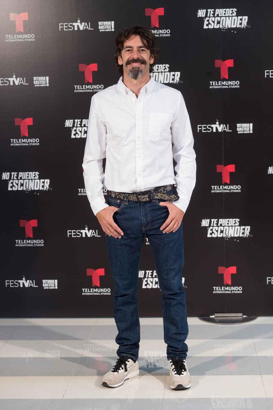Eduardo Noriega - No te puedes esconder © FesTVal 2019