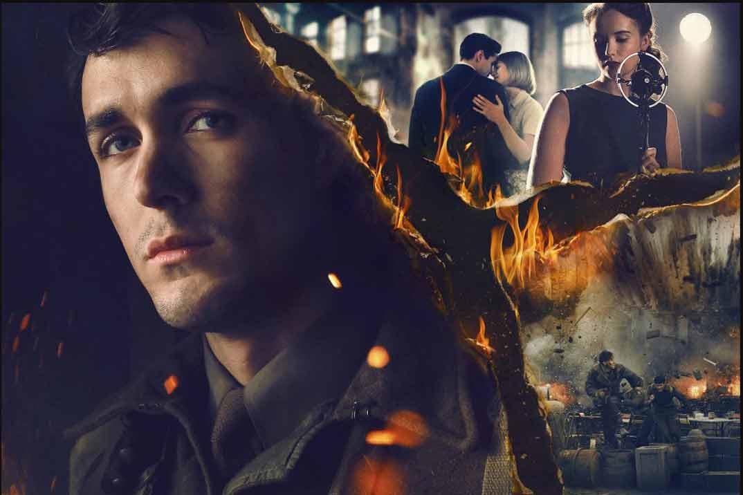 Descubre quién es quién en «El mundo en llamas»