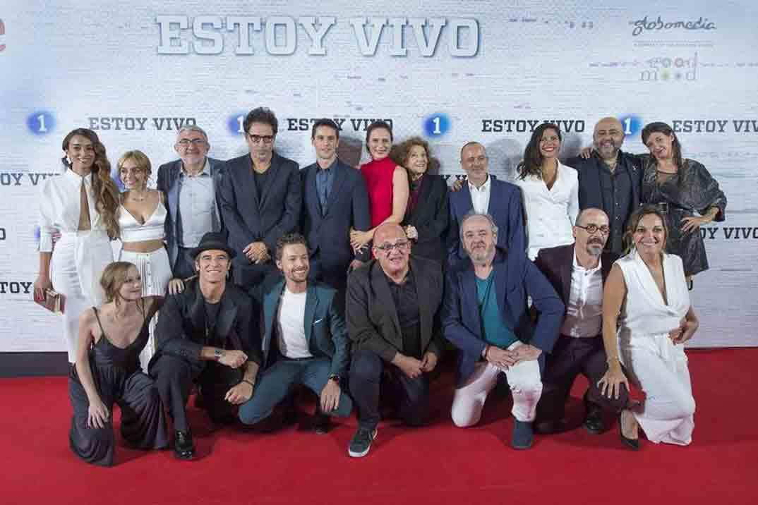 Estoy Vivo - Tercera Temporada © RTVE