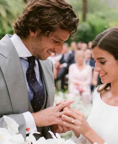 ¿Cuál ha sido el destino elegido por Feliciano López y Sandra Gago para su esperada luna de miel?