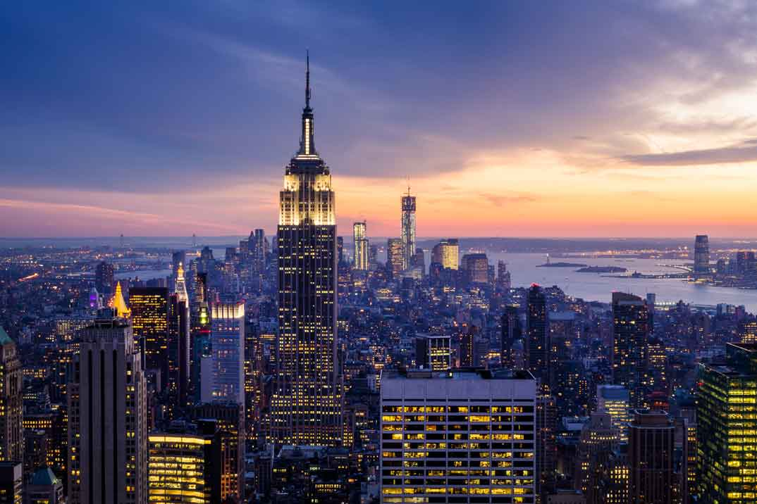 «Friends» cumple 25 años: Descubre Nueva York como lo harían sus protagonistas
