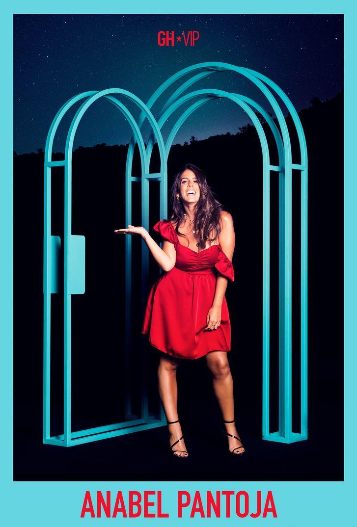 Anabel Pantoja - Gran Hermano VIP 7 © Mediaset