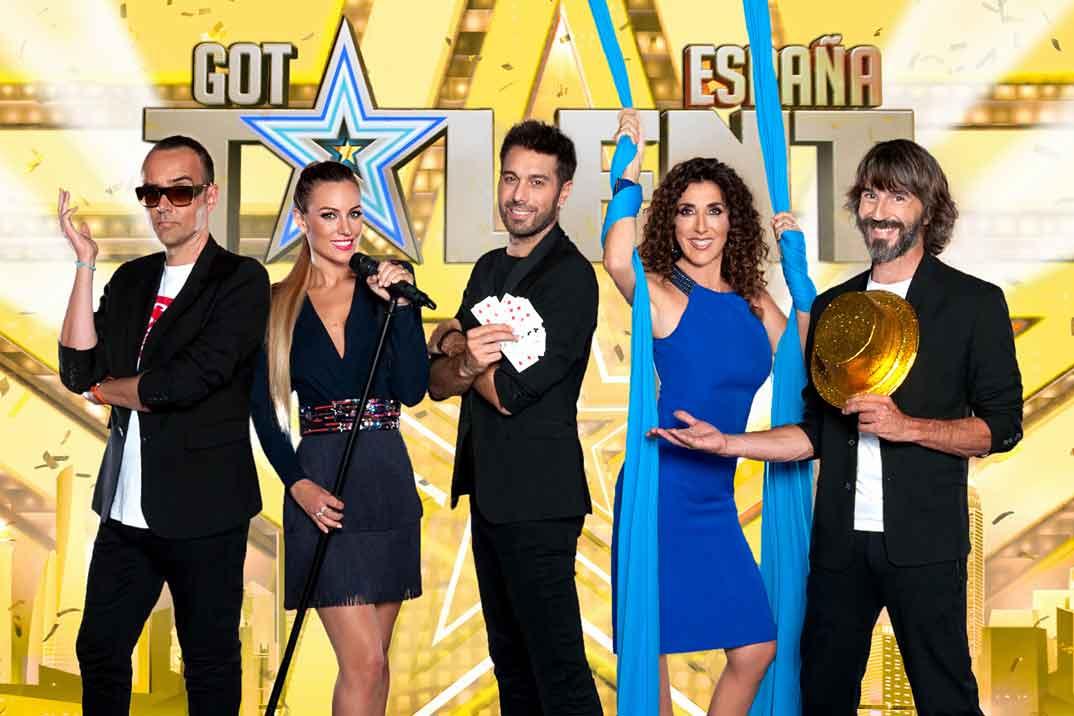 Llega a Telecinco la quinta temporada de 'Got Talent España'