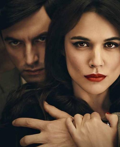 """""""Hache"""" la serie protagonizada por Adriana Ugarte se estrena hoy en Netflix"""