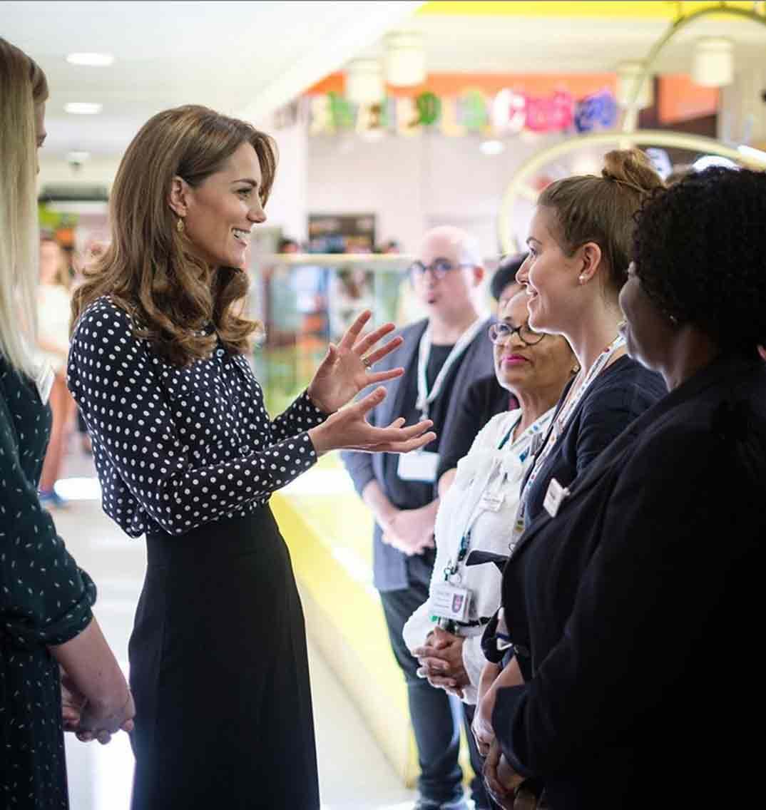 Kate Middleton © Instagram/kensingtonroyal