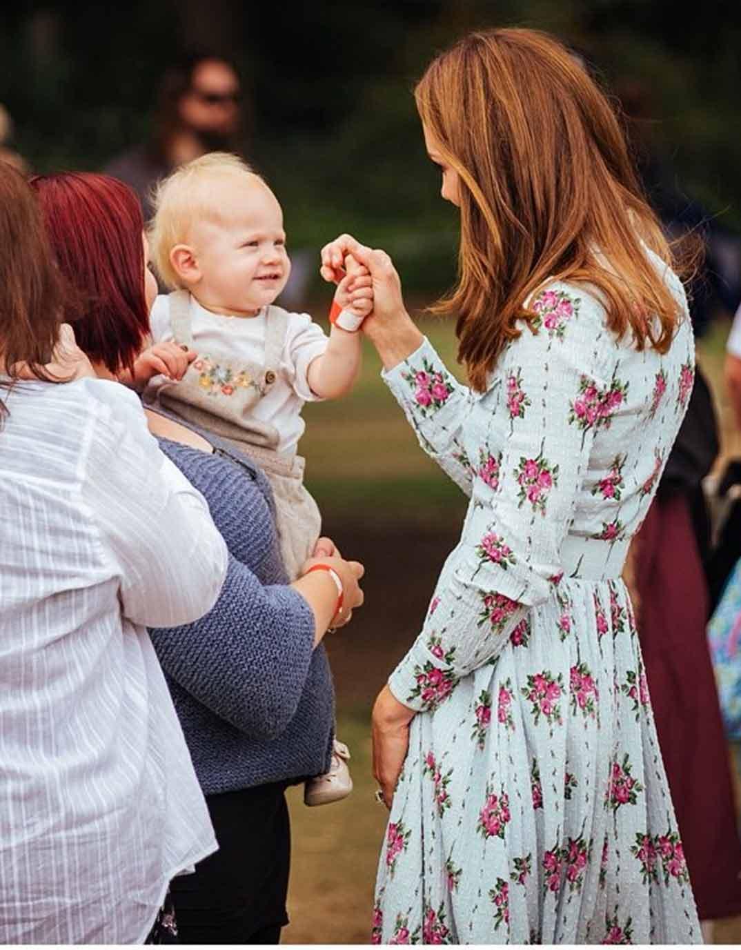 Kate Middleton © kesingtonroyal/Instagram