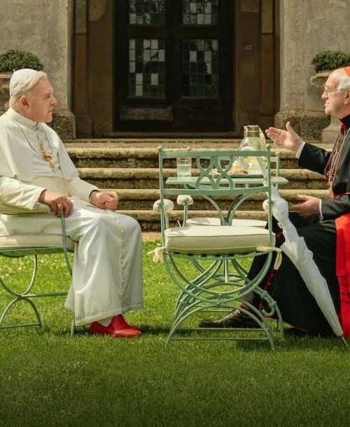 «Los dos Papas»: Netflix lanza el primer Tráiler y la fecha de estreno