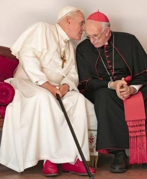 «Los dos Papas»: Netflix lanza un nuevo tráiler y la fecha de estreno
