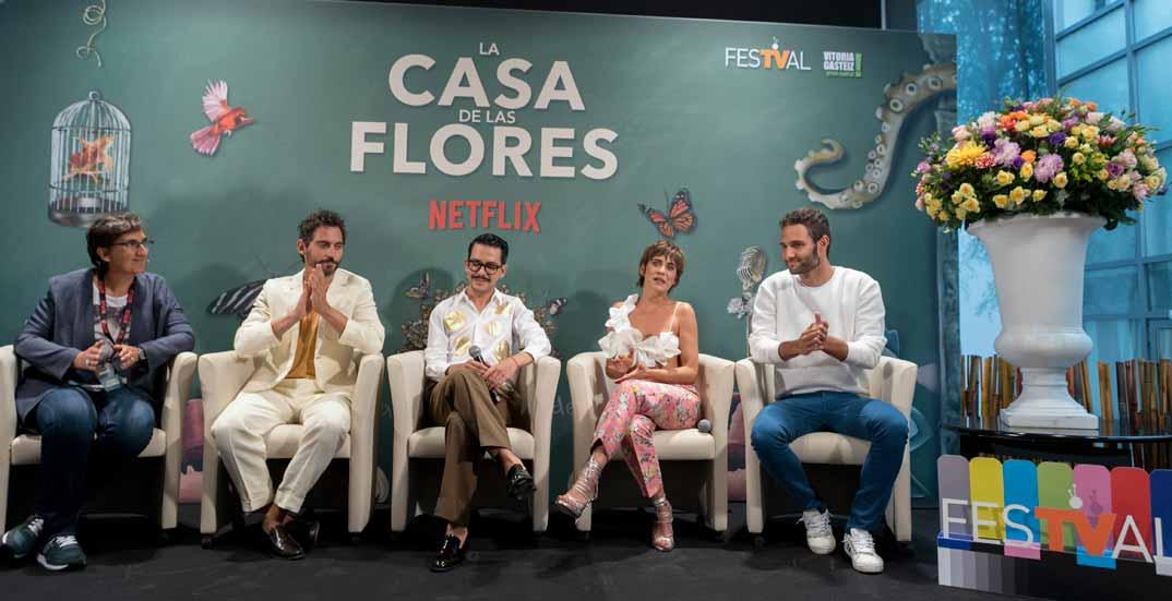 María León - La casa de las flores © FesTVal Vitoria 2019