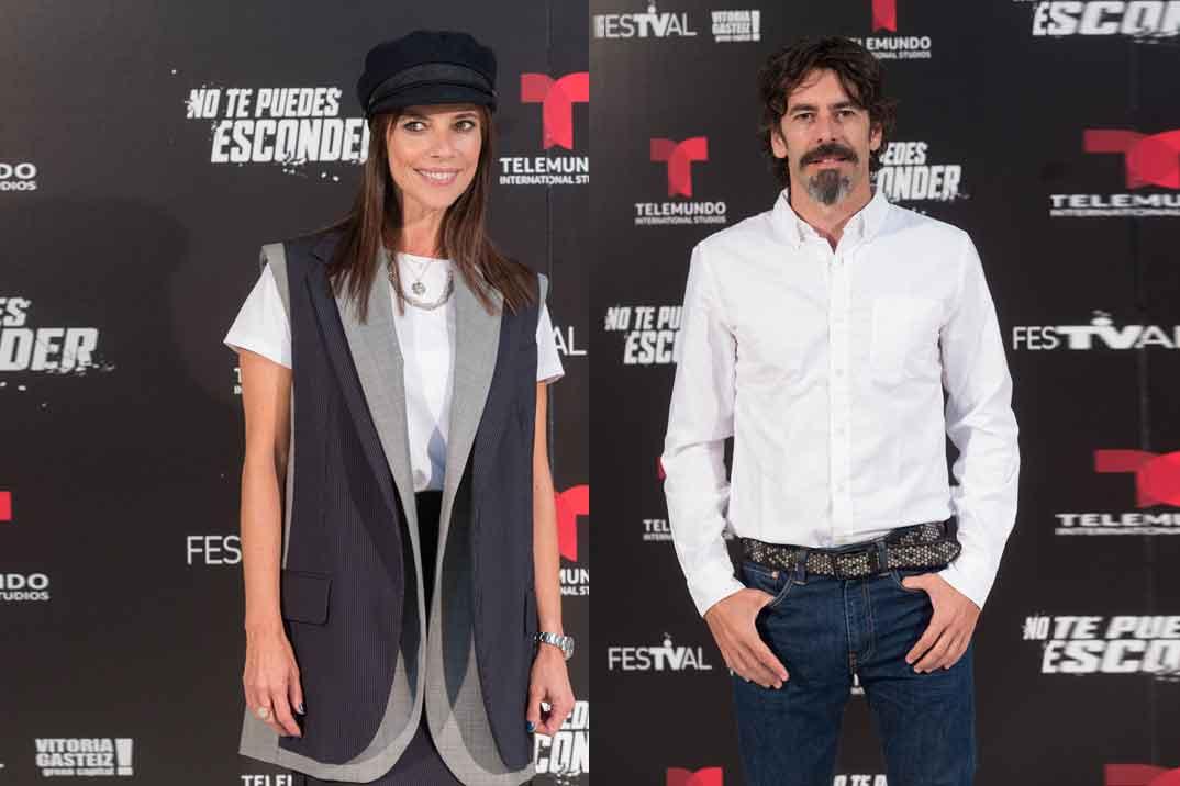Maribel Verdú y Eduardo Noriega protagonizan «No te puedes esconder»