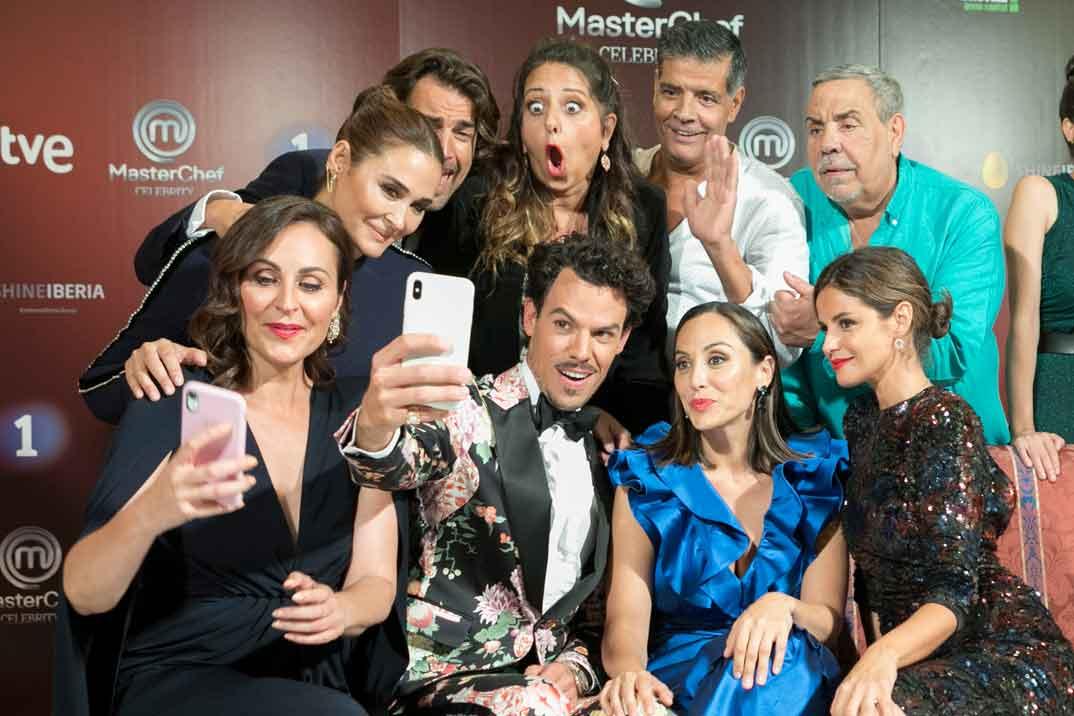 Tamara Falcó, Elena Furiase o Vicky Martín Berrocal… ¿Quién fue la más elegante en la presentación de MasterChef Celebrity?