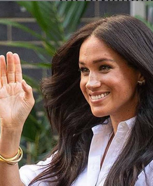 El perfecto look working girl de Meghan Markle en su vuelta al trabajo