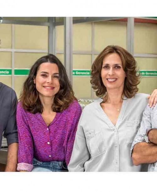 'Mercado central', la nueva serie diaria de La 1
