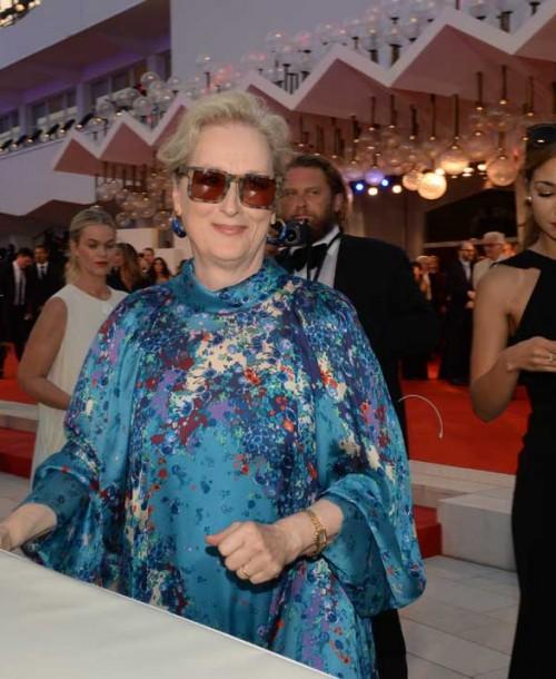 "Meryl Streep presenta ""The Laundromat: Dinero sucio"" en Venecia"