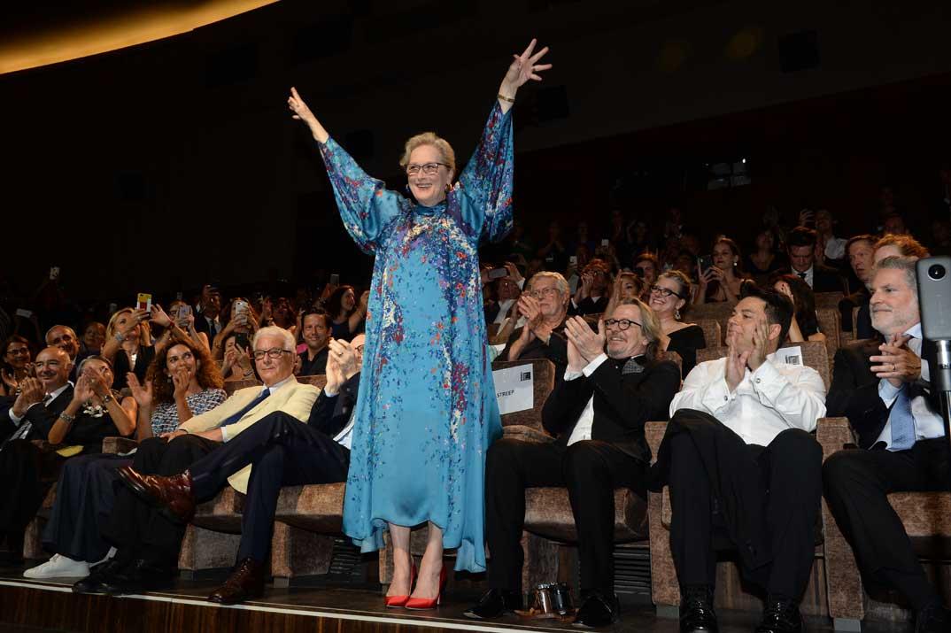 Meryl Streep © La Biennale di Venezia - foto ASAC