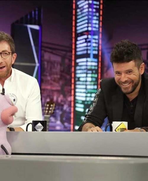 Pablo López adelanta un tema de su nuevo disco en «El Hormiguero»