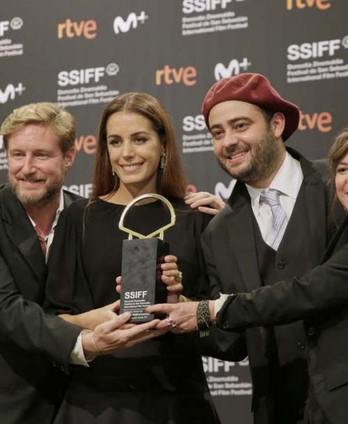 «Pacificado» gana la Concha de Oro en el Festival de San Sebastián
