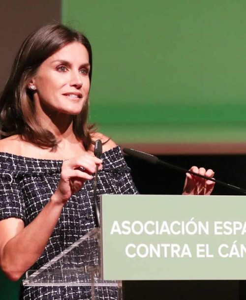 Copia el look low cost de la reina Letizia