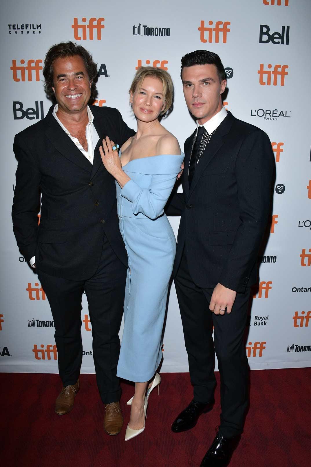 Renee Zellwegger - Judy - Festival de Cine de Toronto © Getty