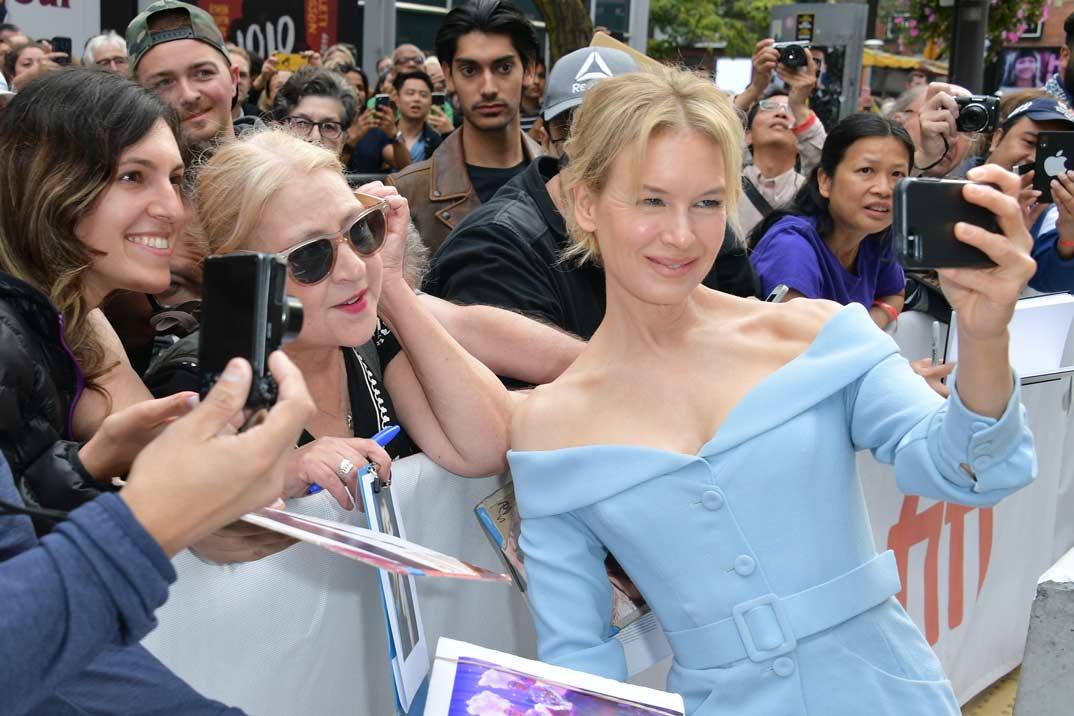 Renée Zellweger regresa a la gran pantalla con «Judy»