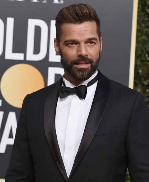 """Ricky Martin será padre por cuarta vez: """"Estamos embarazados"""""""
