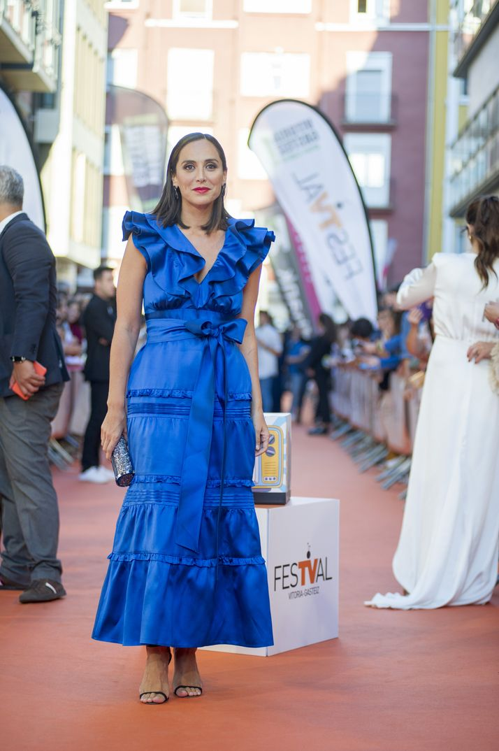 Tamara Falcó - MasterChef Celebrity © FesTVal Vitoria 2019