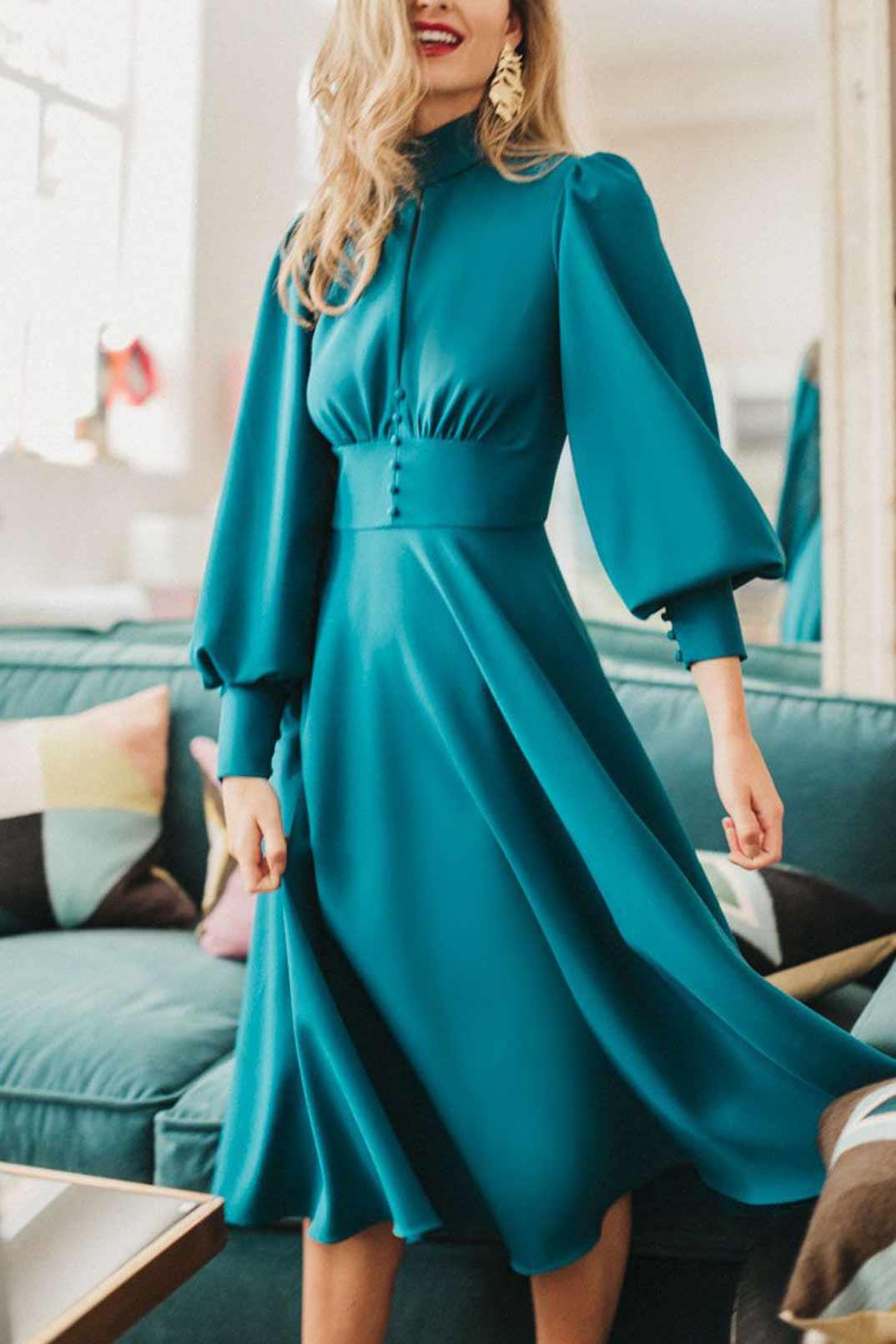 Cherubina-vestido-invitada