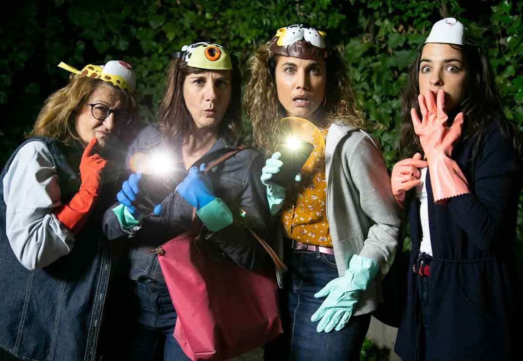 Pilar Castro, Mariola Fuentes y Julia Molins fichan por 'Señoras del (h)AMPA' en su segunda temporada