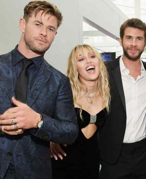La clara advertencia de Chris Hemsworth a Miley Cyrus