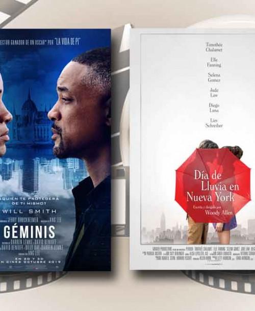 Estrenos de Cine de la Semana… 11 de Octubre 2019
