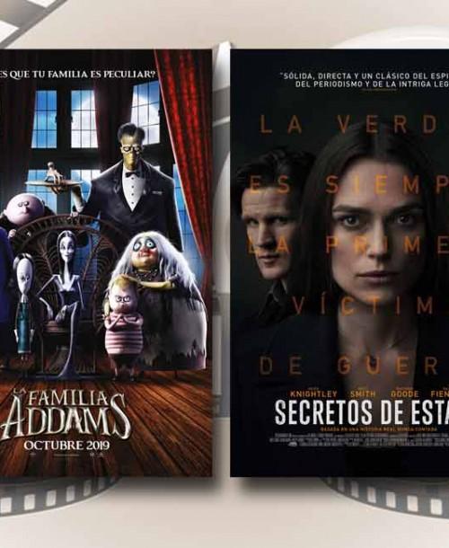 Estrenos de Cine de la Semana… 25 de Octubre 2019