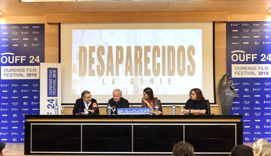 Desaparecidos. La Serie © Jorge J. Martínez/Mediaset