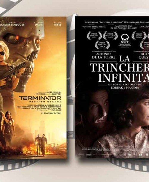 Estrenos de Cine de la Semana… 1 de Noviembre 2019