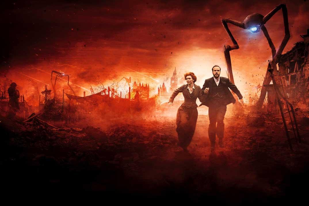 «La guerra de los mundos» se estrena en exclusiva en Movistar+
