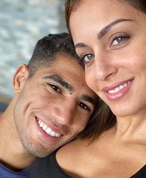 Hiba Abouk se ha casado en secreto con el futbolista Achraf Hakimi