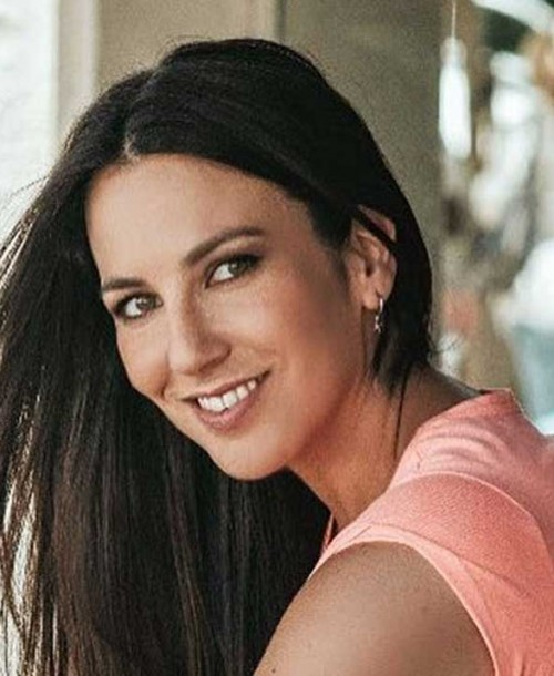 Irene Junquera: «Tengo un tumor benigno en la cabeza»