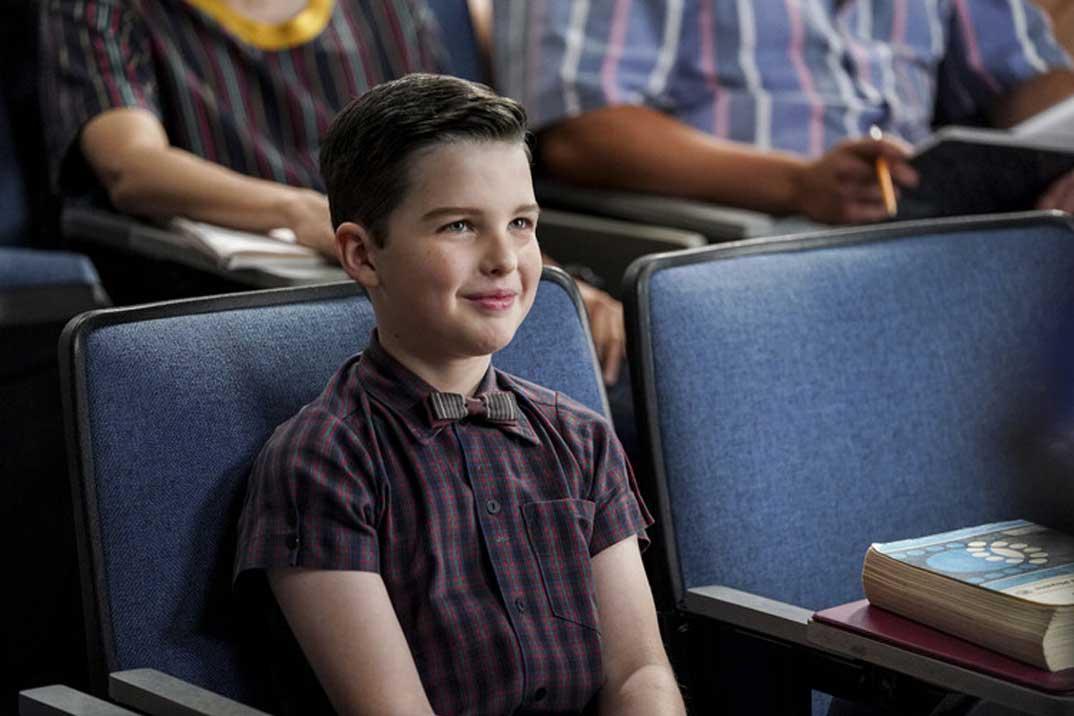 """""""El joven Sheldon"""" – Temporada 3 Capítulo 3: Un emprendedor y un golpe en el fondo"""
