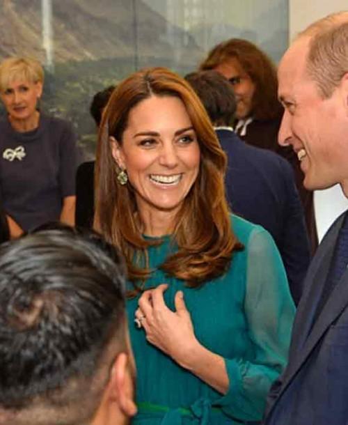 Los pendientes de 6 euros de Kate Middleton de los que todo el mundo habla