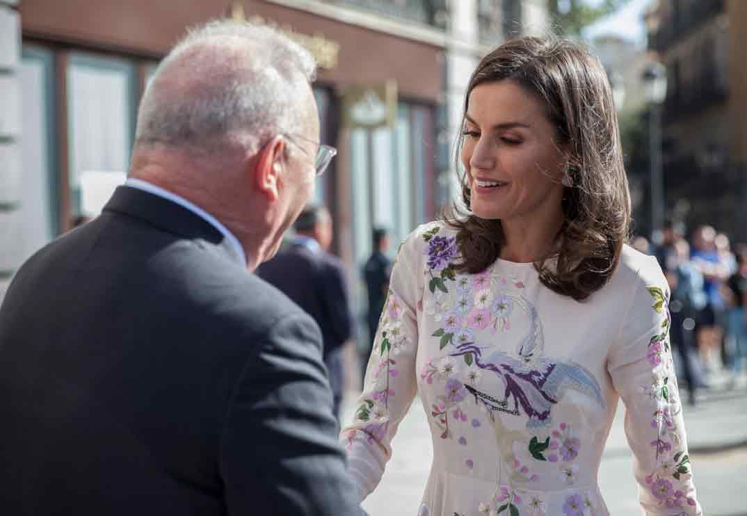 ¿Es este vestido de Asos el preferido de la reina Letizia?