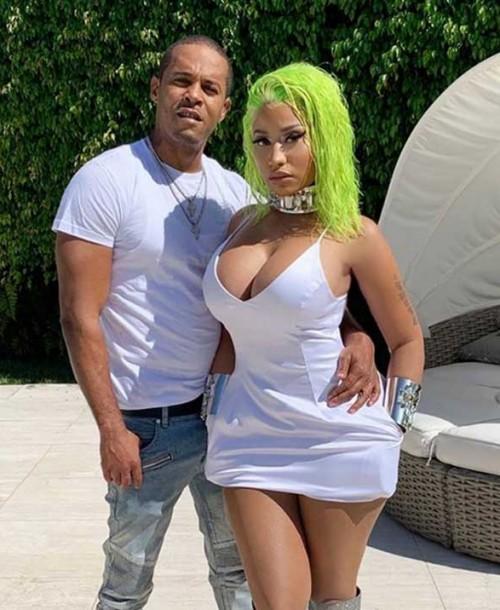 Nicki Minaj se casa con el problemático Kenneth Petty