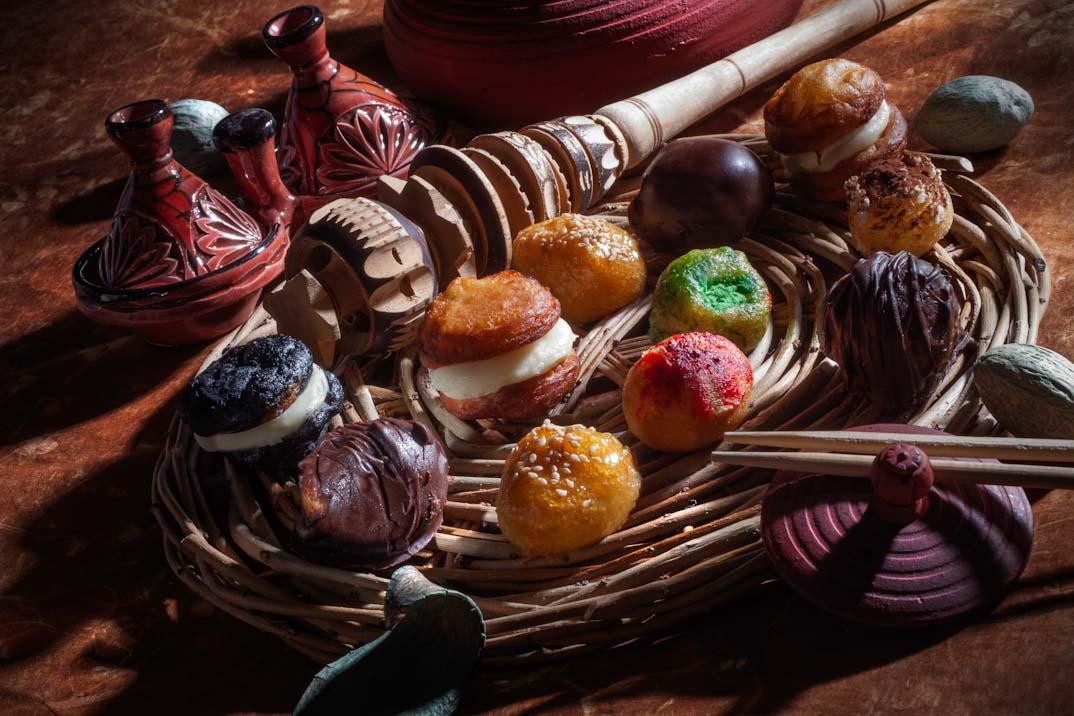Nunos Pastelerías: Buñuelos que conservan sus sabores más enraizados e internacionales