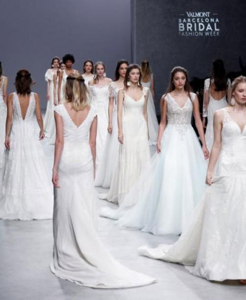 Las últimas tendencias para novias 2019-2020