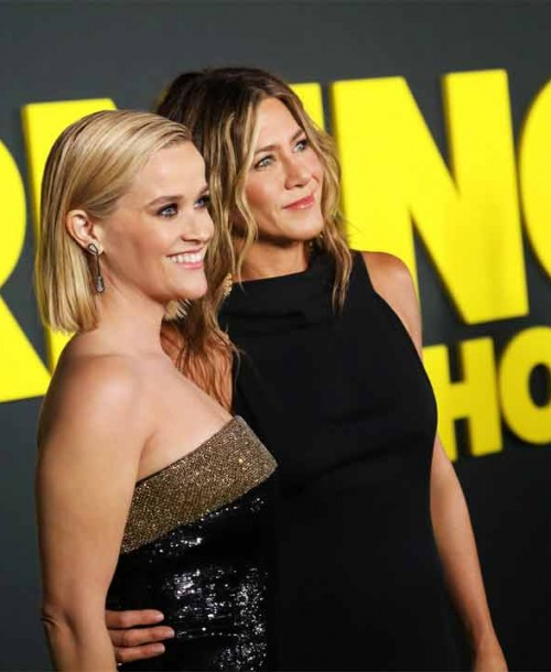 "Jennifer Aniston y Reese Witherspoon estrenan ""The Morning Show"" en Apple Tv"