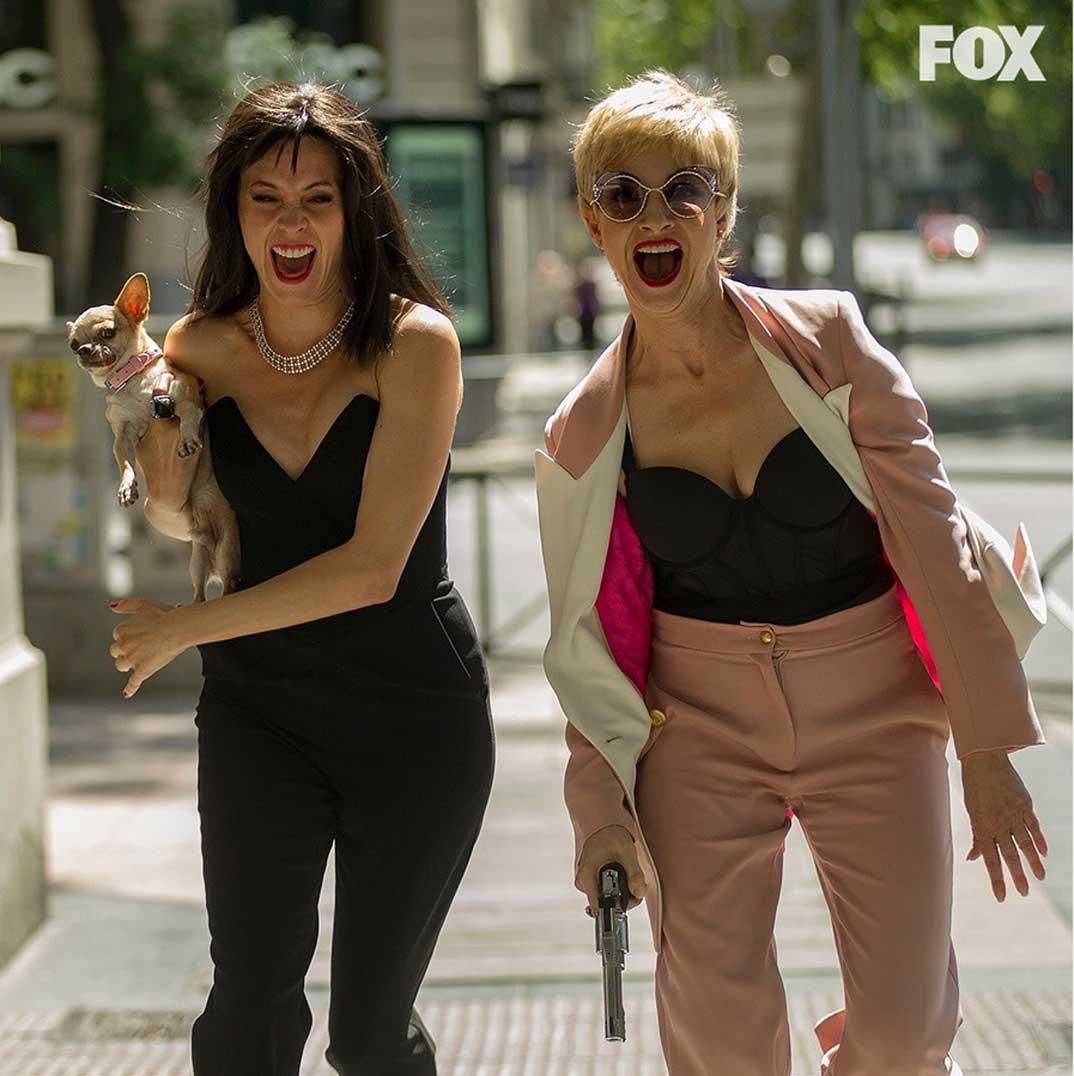 Maggie Civantos y Nawja Nimri - Vis a Vis © Fox