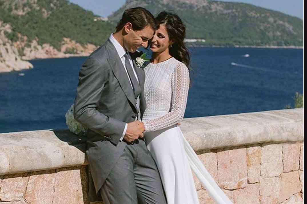 Los dos magníficos vestidos de novia de Xisca Perelló