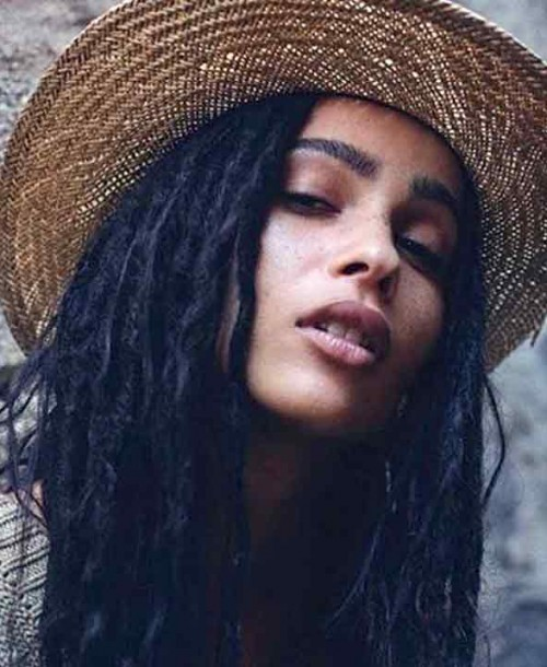 Zoë Kravitz será Catwoman en 'The Batman', protagonizada por Robert Pattinson