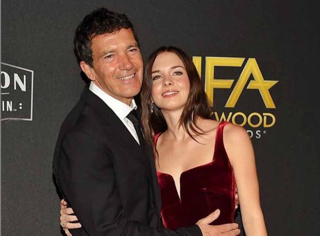 Antonio Banderas con su hija Stella del Carmen  - Instagram