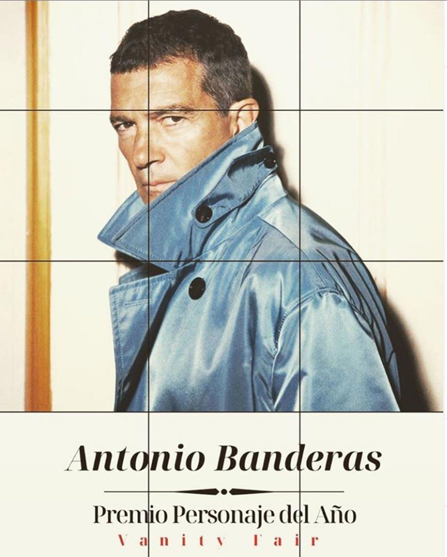 Antonio Banderas- Hombre del Año 2019 - Vanity Fair